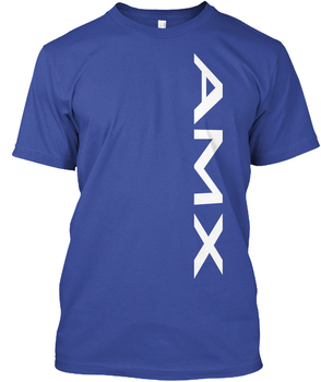 Amx Anma Hanes Tagless Tee T-Shirt