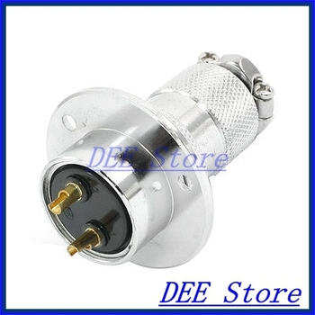 Universal P25-2 Core Plug Electric Deck Aviation Circular Connector